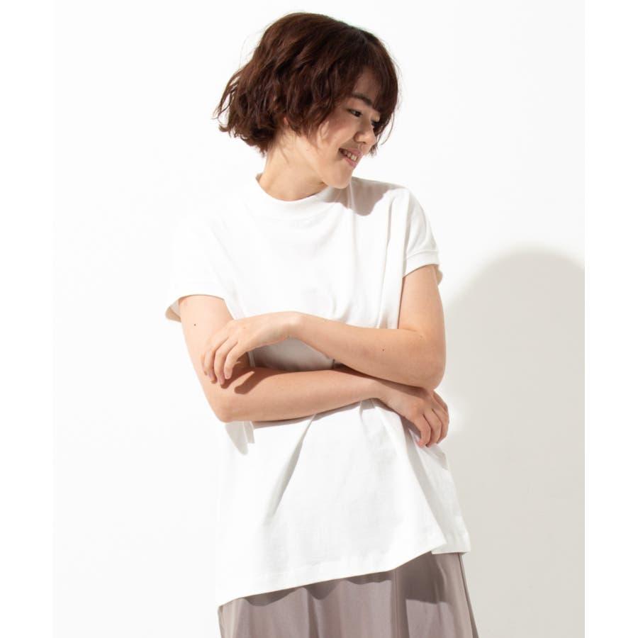 【WYTHE】モックネック Tシャツ 16