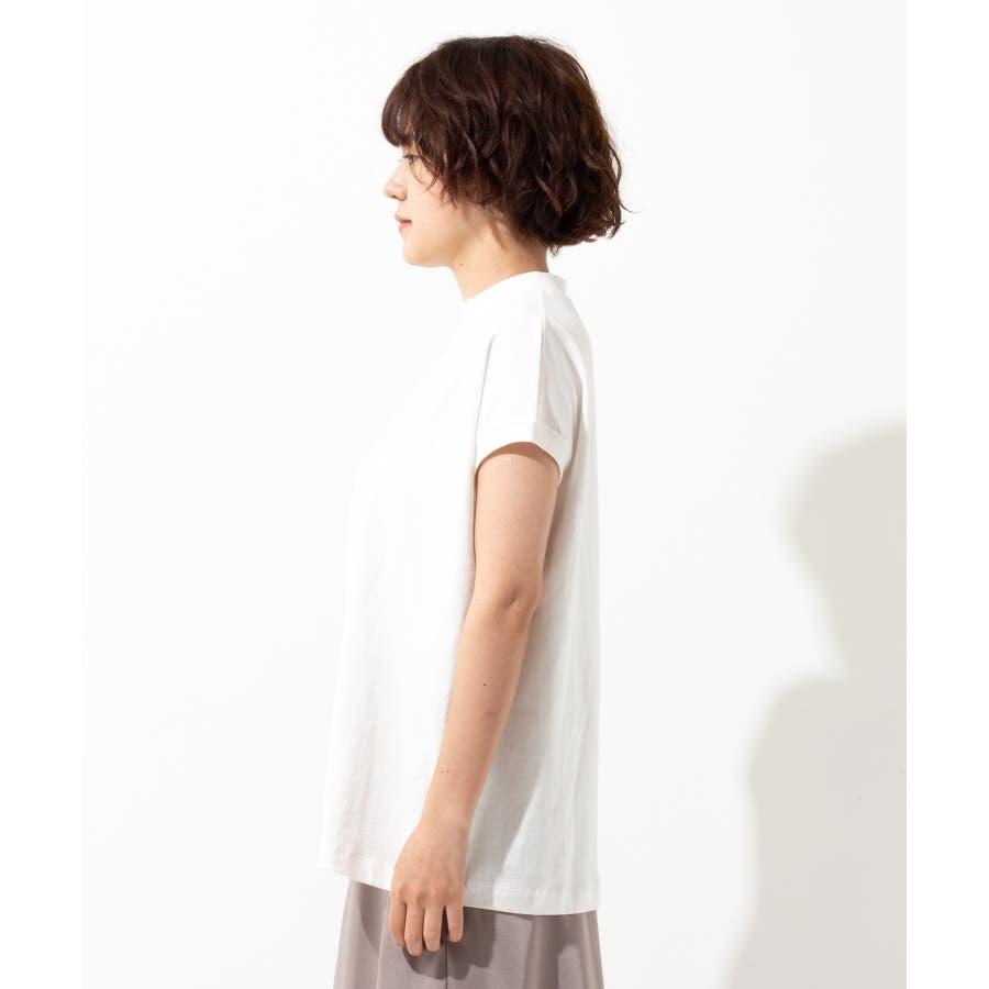 【WYTHE】モックネック Tシャツ 4