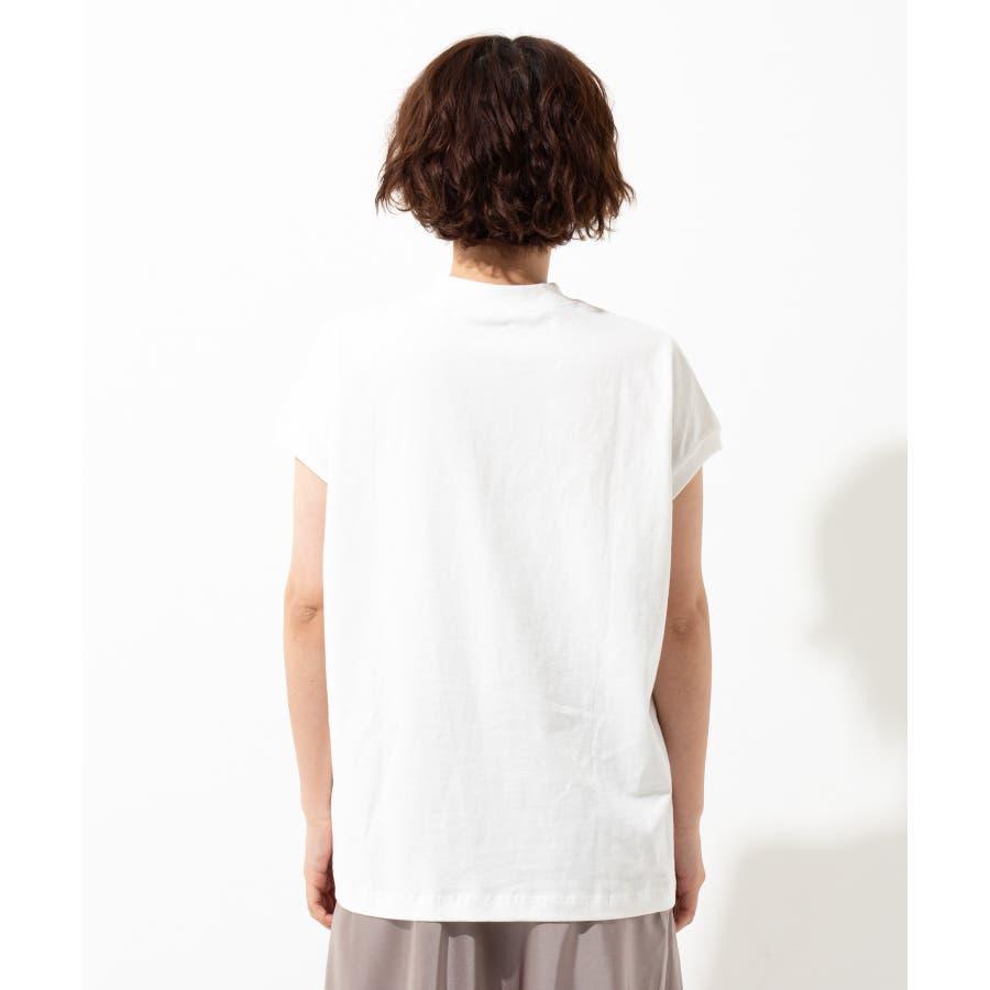 【WYTHE】モックネック Tシャツ 5