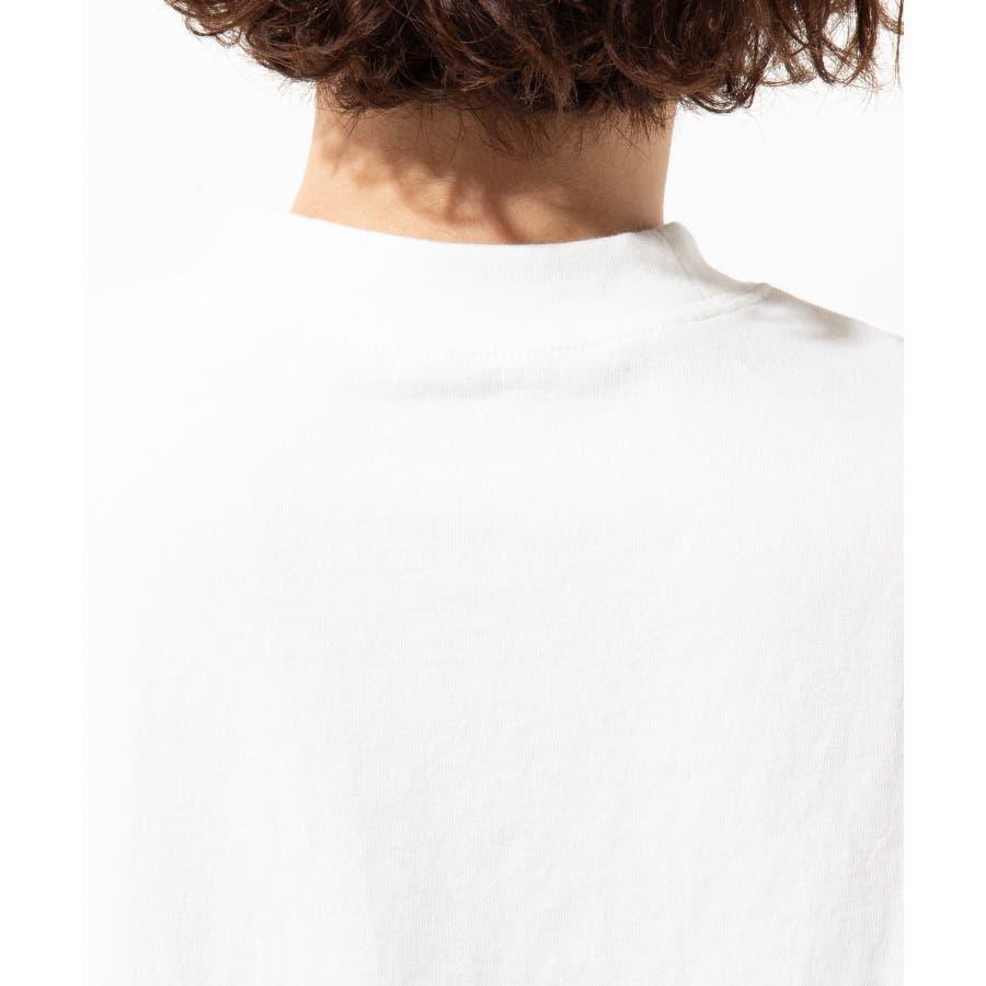 【WYTHE】モックネック Tシャツ 6