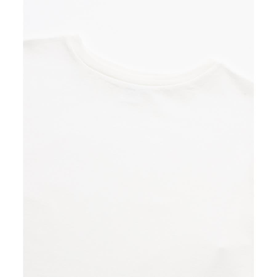 【WYTHE】 ボートネック Tシャツ 3