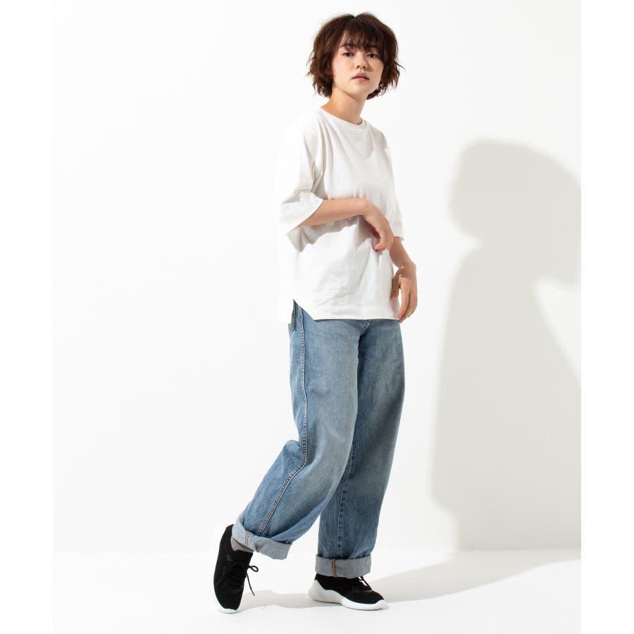 【WYTHE】 ボートネック Tシャツ 2