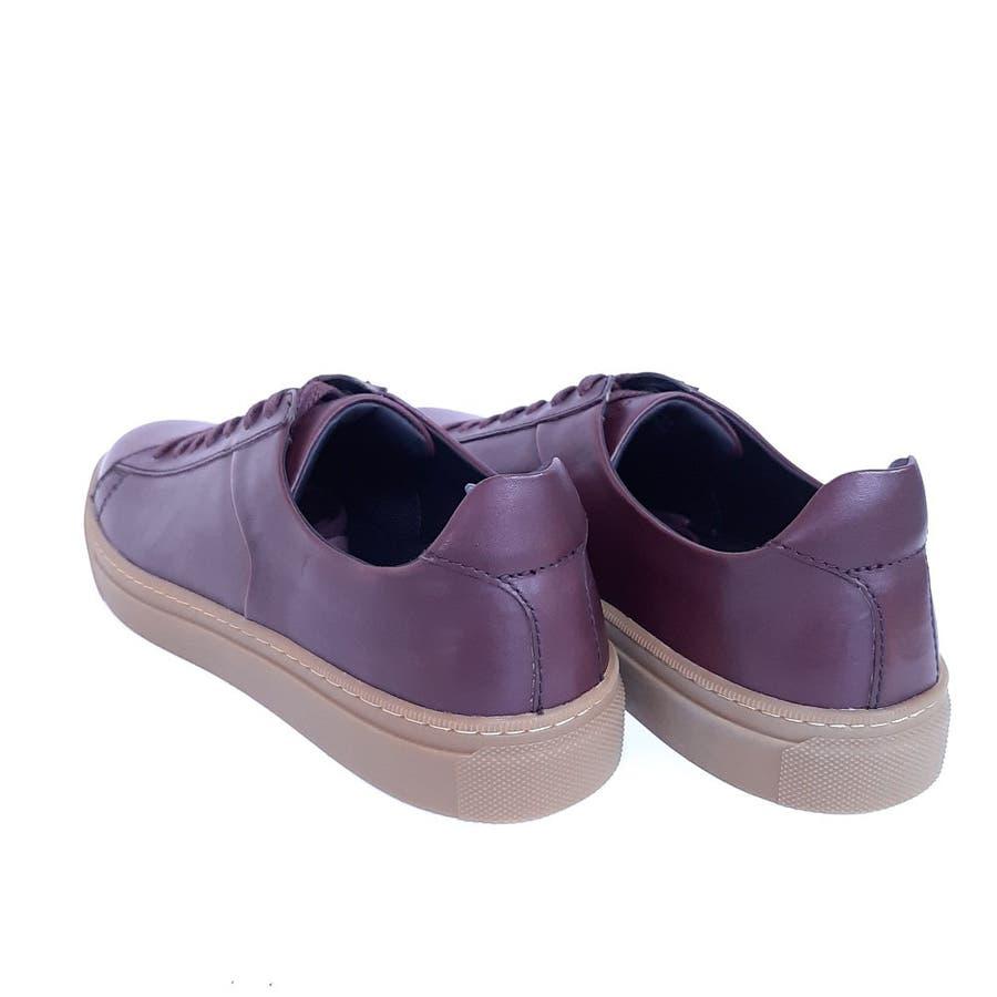 REGAL リーガル 53NR メンズ カジュアルシューズ 防水 レザースニーカー ゴアテックス 革靴 【メンズ】 5