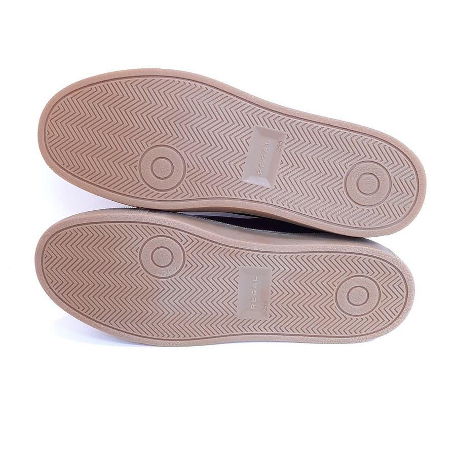 REGAL リーガル 53NR メンズ カジュアルシューズ 防水 レザースニーカー ゴアテックス 革靴 【メンズ】 6