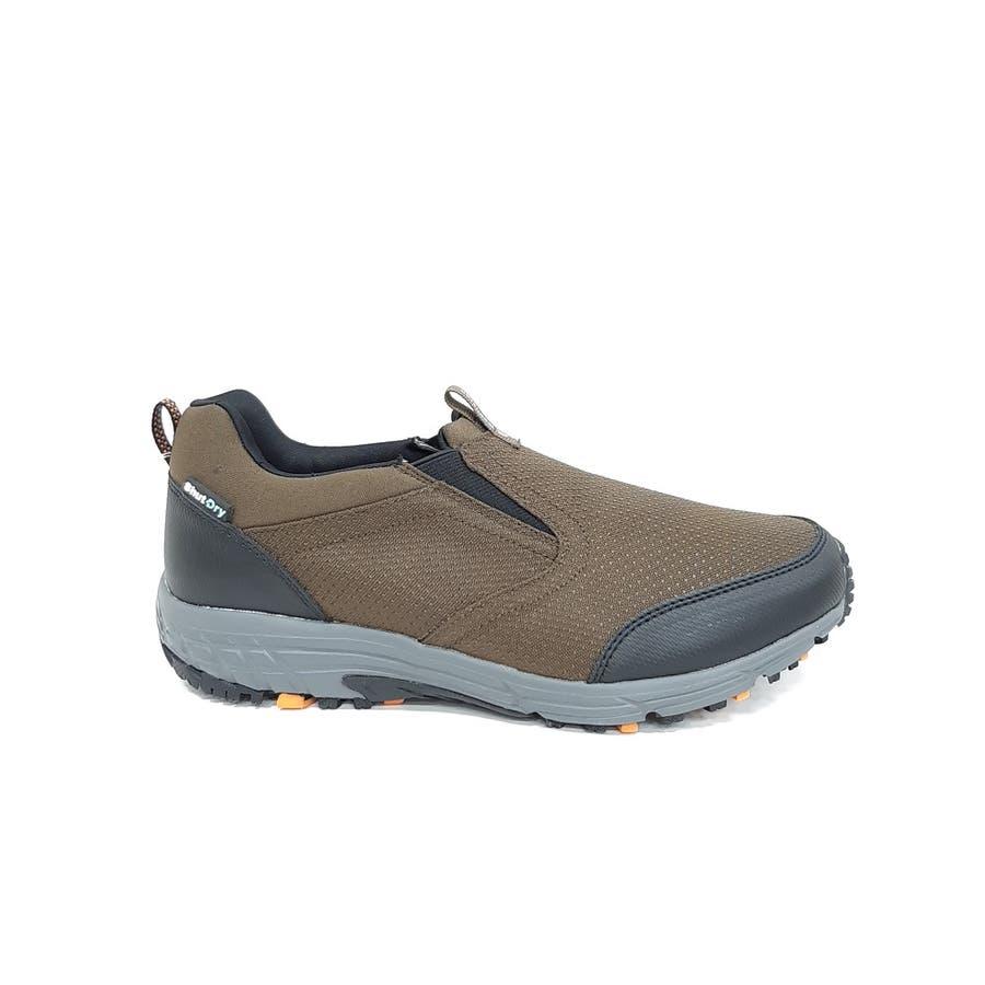 ムーンスター サプリスト MoonStar SPLT SDM04 防水 スニーカー メンズ アウトドアスニーカー 4E 幅広シューズ靴 透湿防水 ドライ 快適 アウトドア ウォーキング 【メンズ】 3