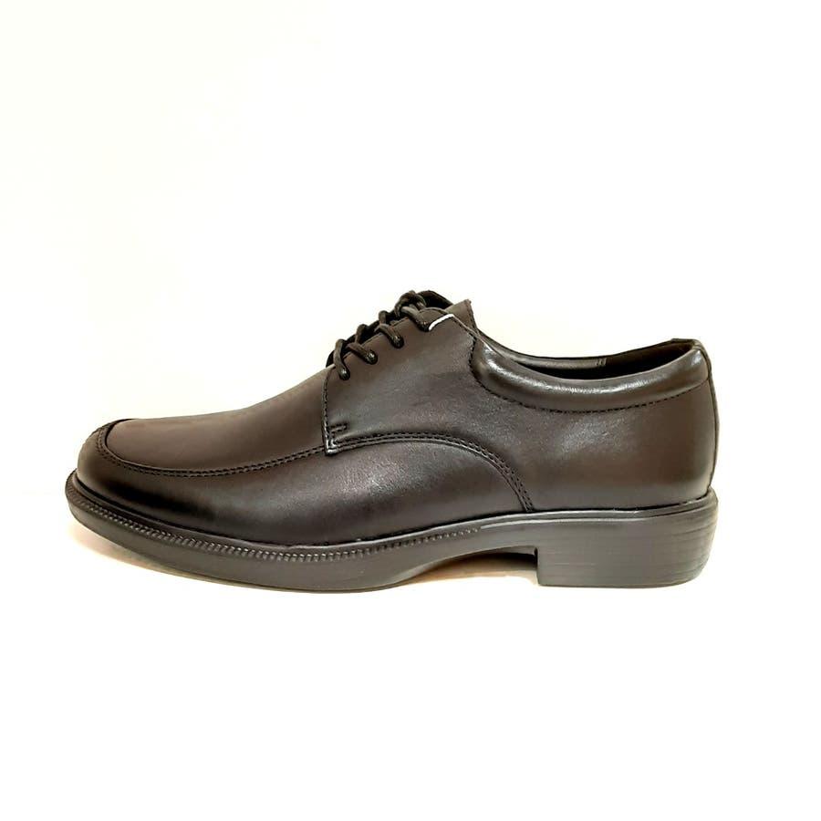 Dr.ASSY ドクターアッシー DR-1010 ビジネスシューズ 革靴 軽量 4E 幅広 撥水 本革 【メンズ】 3