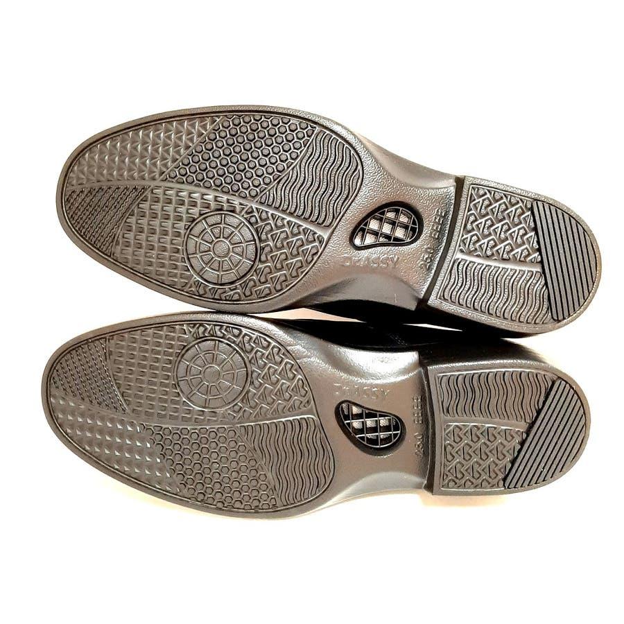 Dr.ASSY ドクターアッシー DR-1010 ビジネスシューズ 革靴 軽量 4E 幅広 撥水 本革 【メンズ】 4