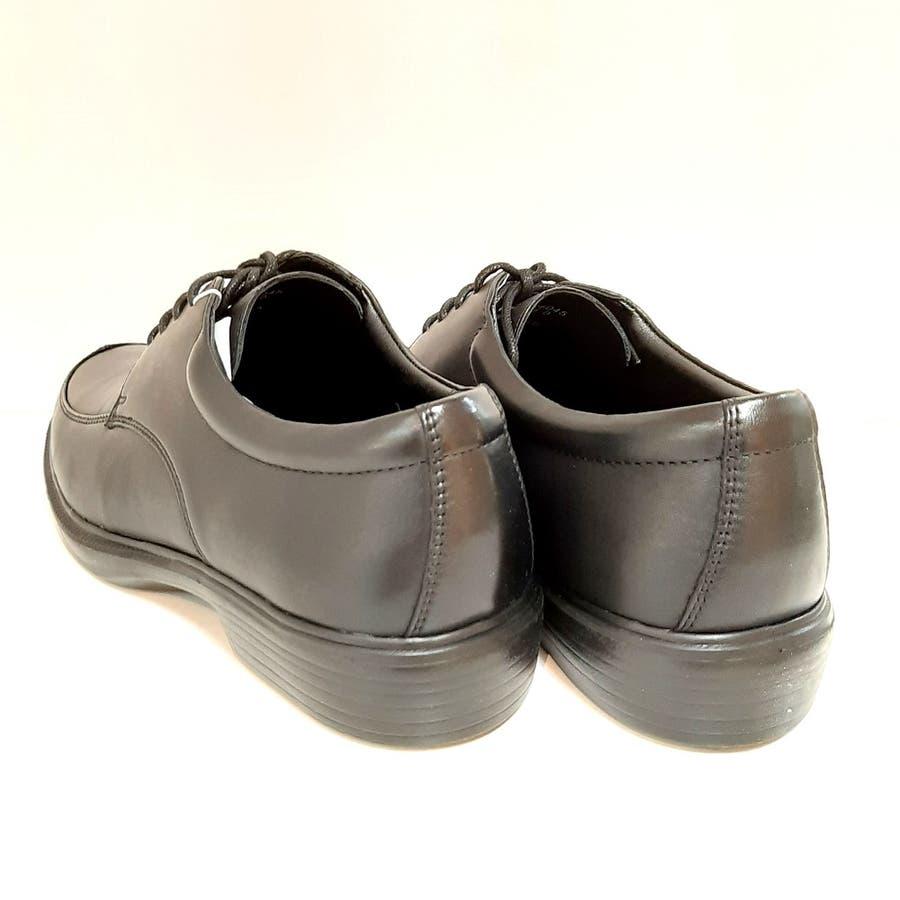 Dr.ASSY ドクターアッシー DR-1010 ビジネスシューズ 革靴 軽量 4E 幅広 撥水 本革 【メンズ】 5