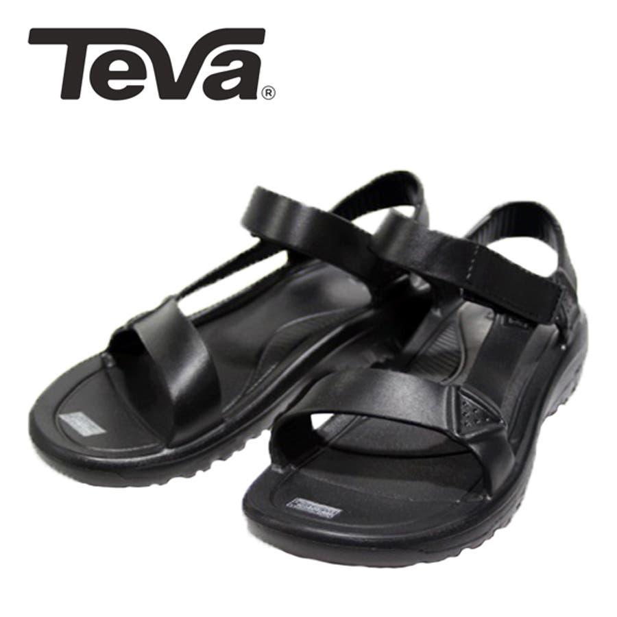 Teva テバ 1100270 M HURRICANE DRIFT BLACK メンズ ハリケーン ドリフト ブラック 【メンズ】 1