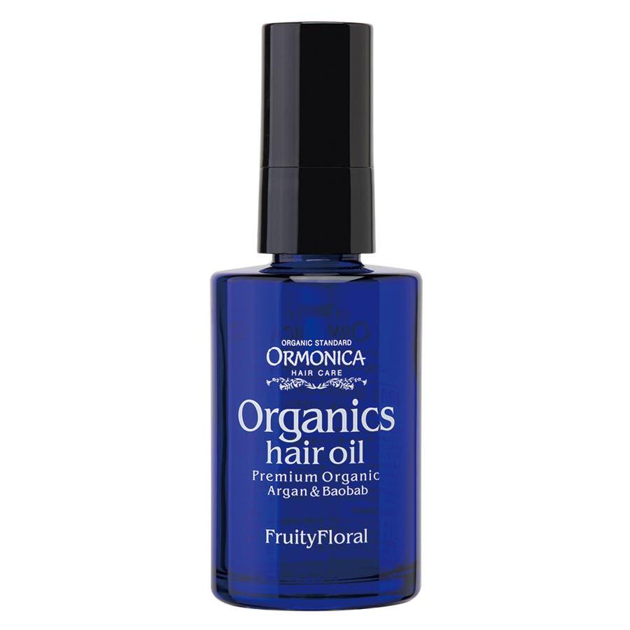 オルモニカ オーガニックスヘアオイル フルーティーフローラル 1
