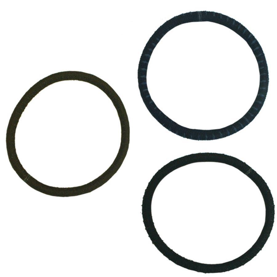 ヘアゴム ヘアアクセサリー 静電気軽減商品 まとめ髪 リングゴム シンプル 輪っかゴム 1