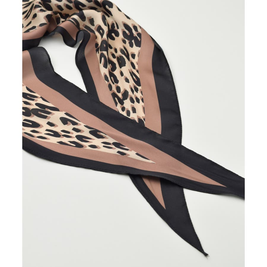 レオパードスカーフ 7