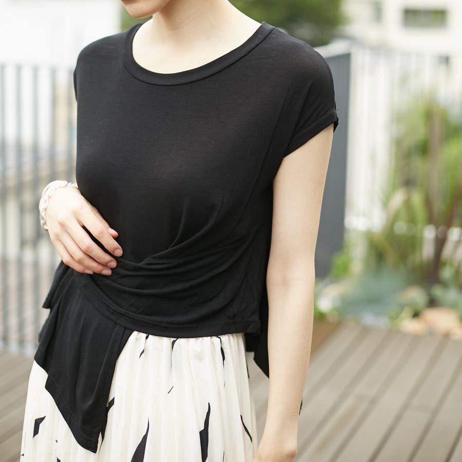 フレンチスリーブTシャツ 6
