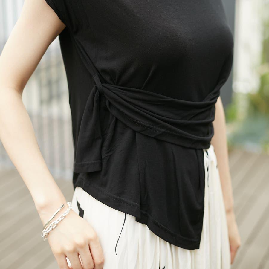 フレンチスリーブTシャツ 7