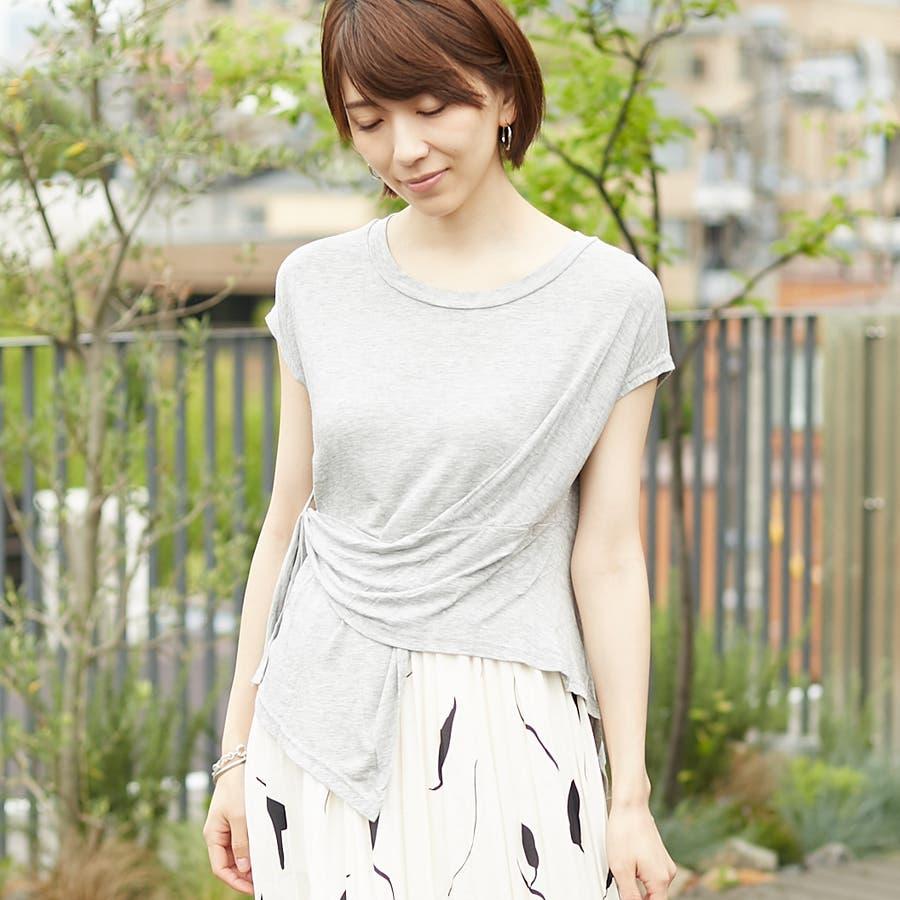 フレンチスリーブTシャツ 23
