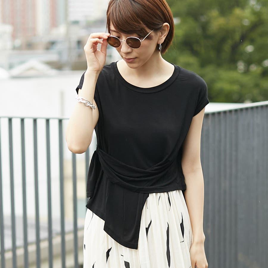 フレンチスリーブTシャツ 21