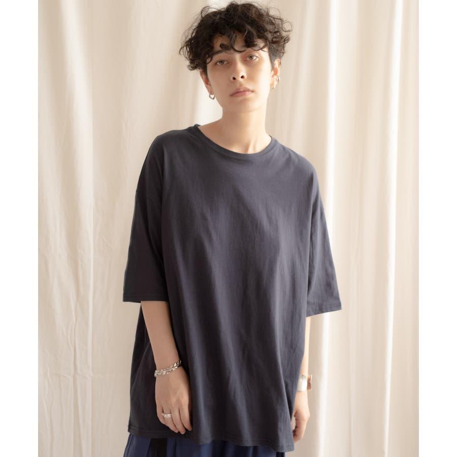 オーバーサイズTシャツ 64
