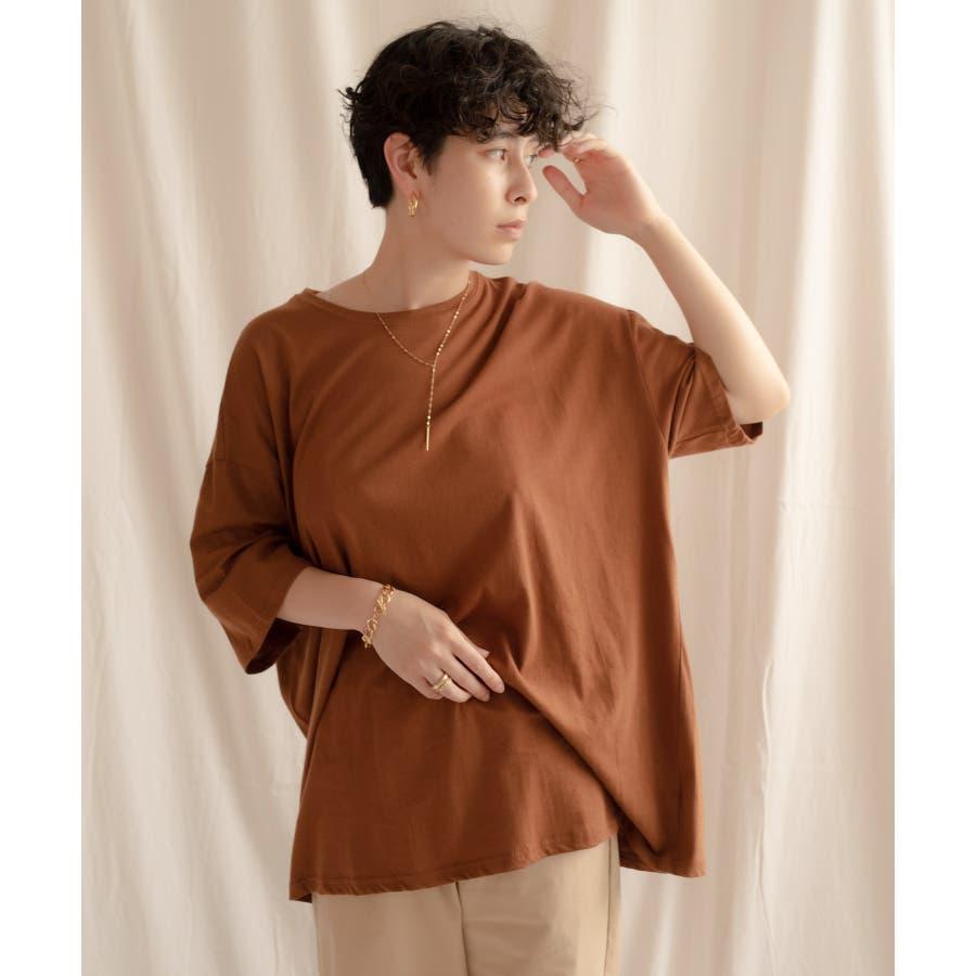 オーバーサイズTシャツ 3
