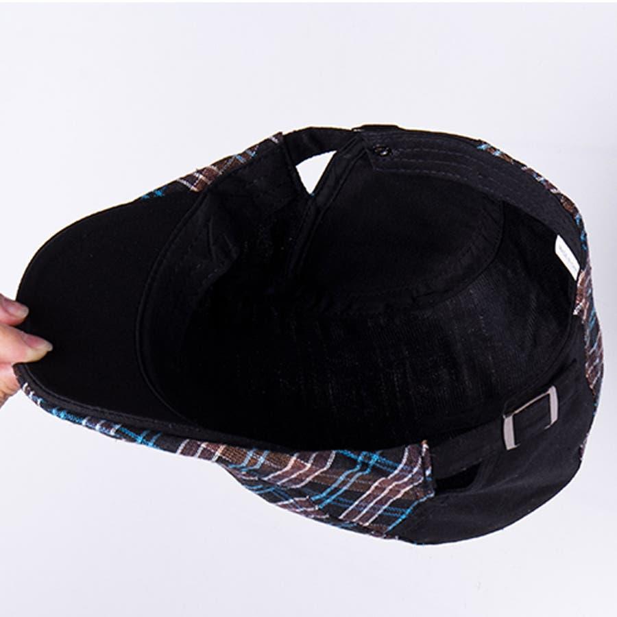 ハンチング帽 メンズ レディース 帽子 ファッション小物 チェック柄 トラッド おしゃれ 春夏 ハンチングベレー ハンチングキャップ鳥打ち帽 スポーツ ゴルフ 4