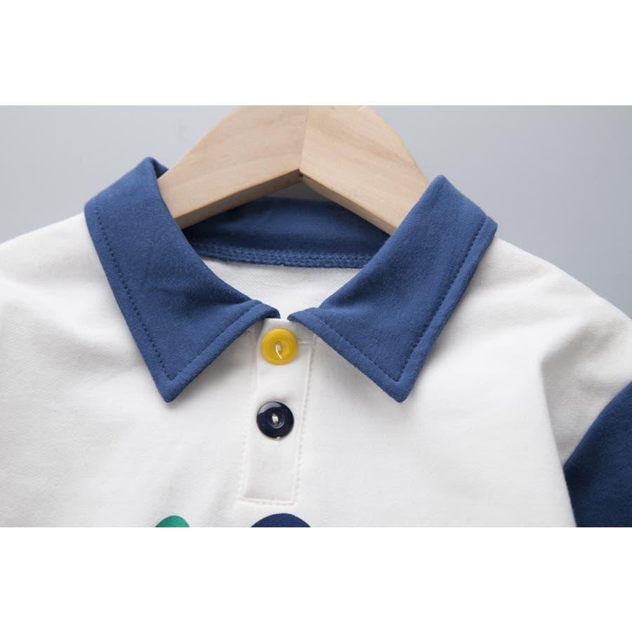 長袖Tシャツ カットソー トップス 6