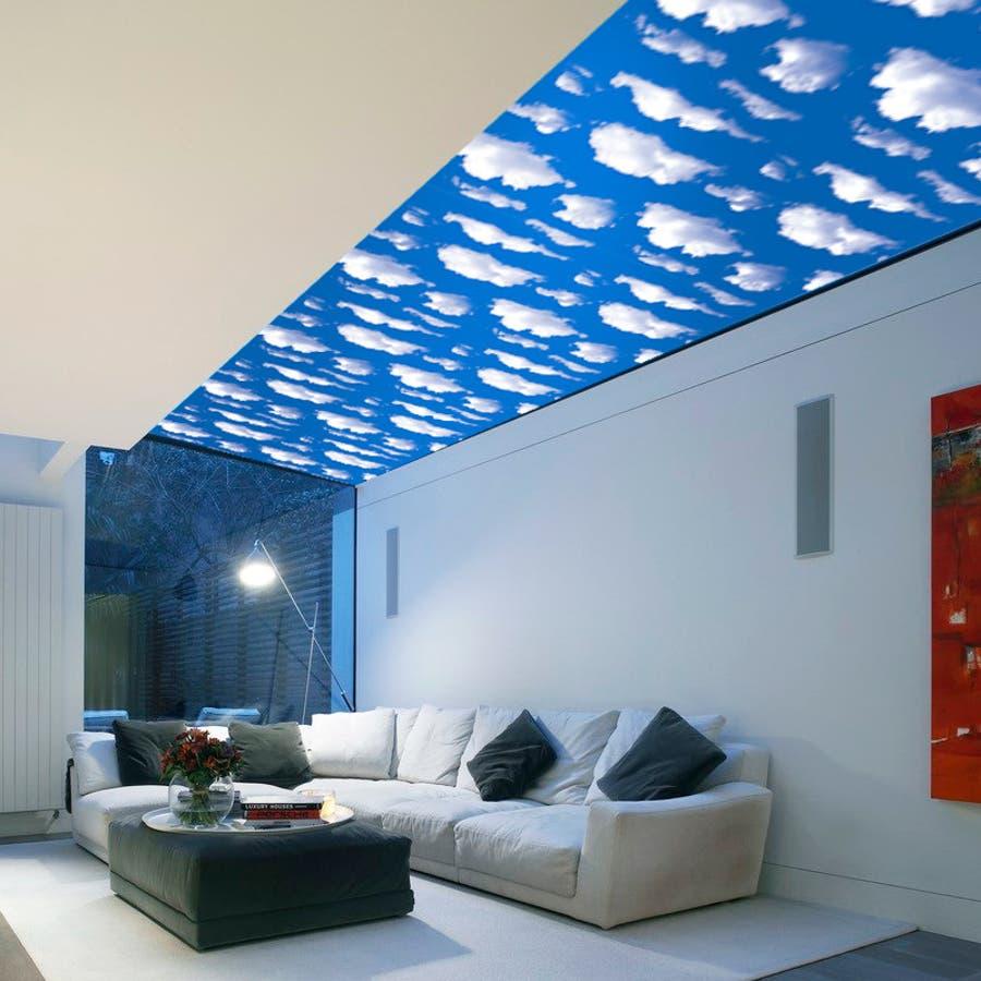 ウォールステッカー 壁紙シール 壁装飾 インテリア 空 雲 青空 ベット