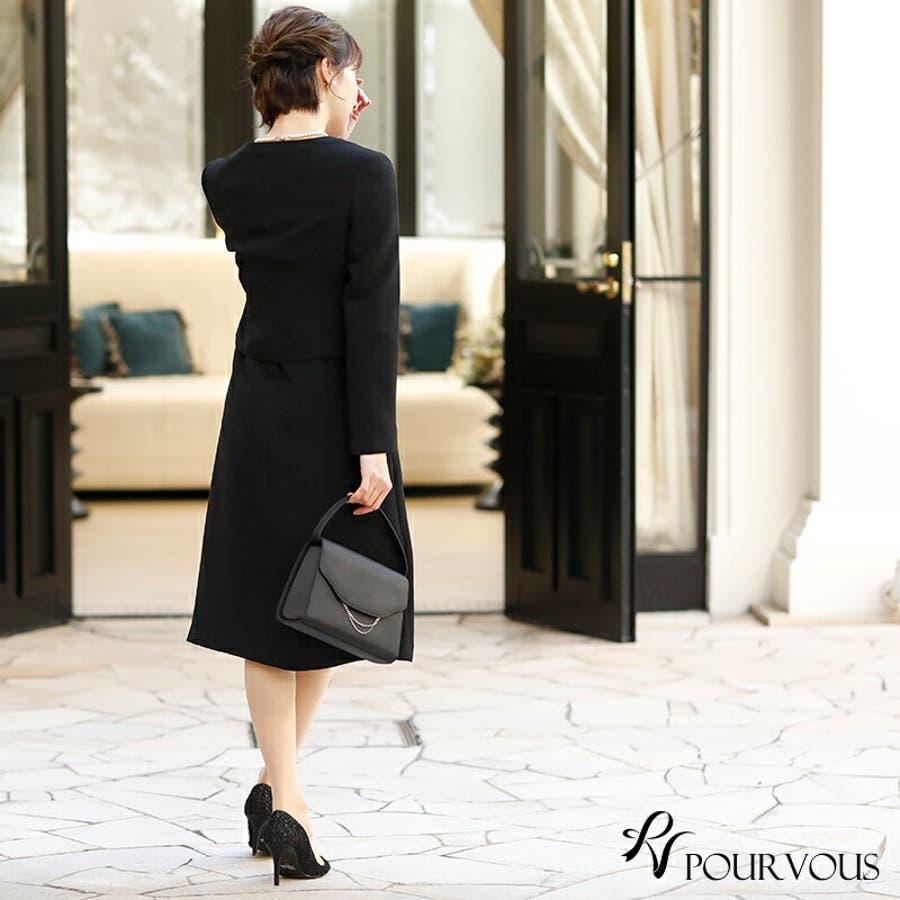 スーツ ブラックフォーマル セレモニー 8