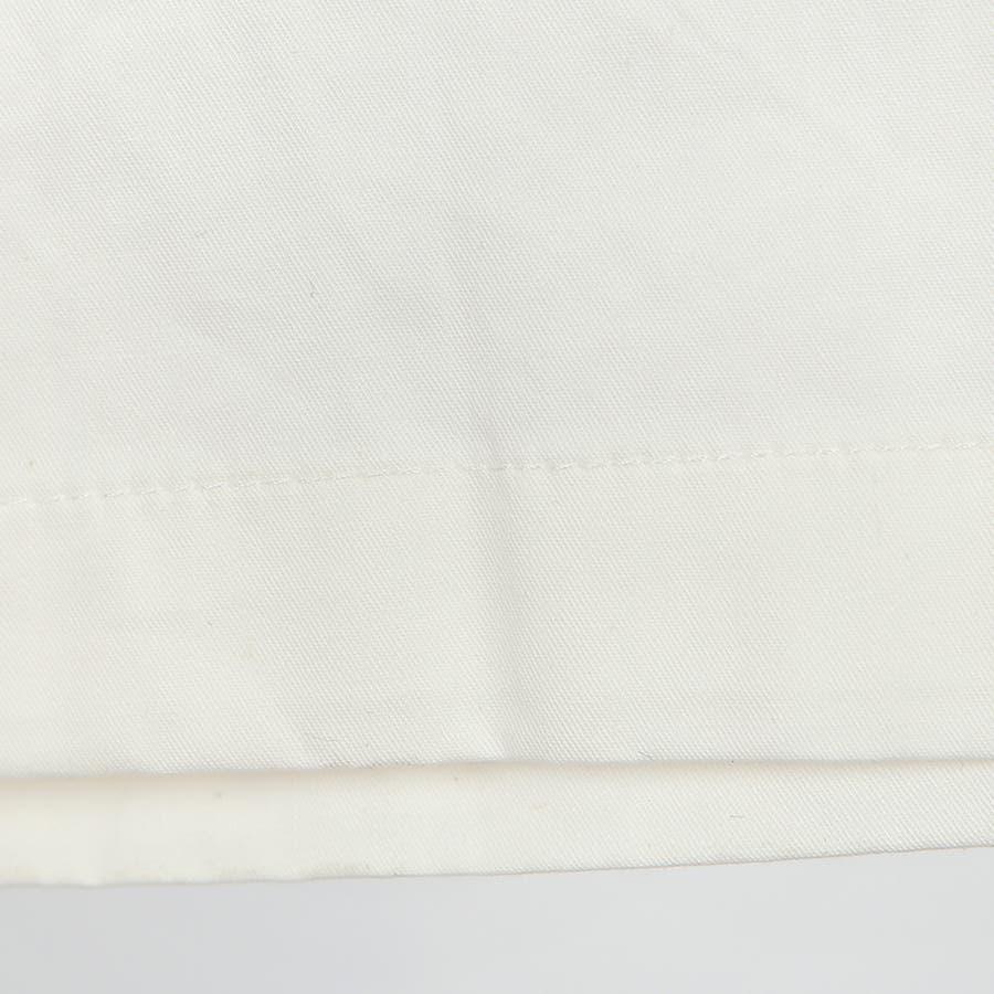 バストベルトジャンプスーツ オールインワン クロップド丈 5