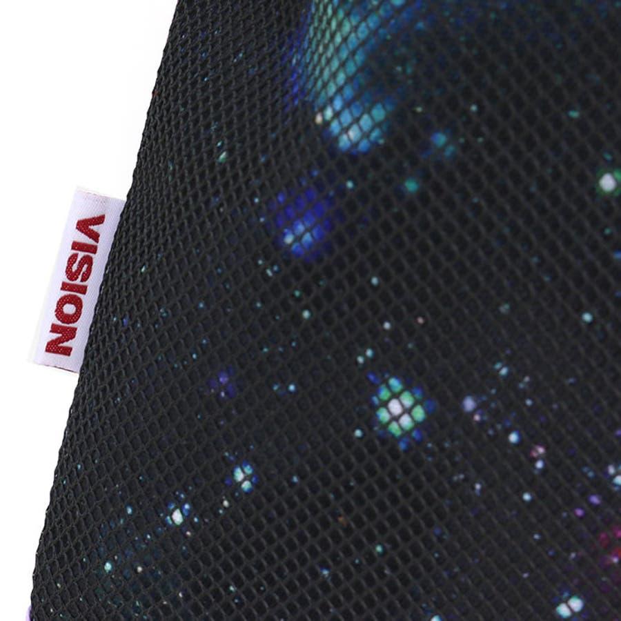 VISION STREET WEAR ビジョン ストリートウェア ランドリーバッグ ナップサック おしゃれ ジムバッグ 巾着 メンズレディース ユニセックス 体操服 体操着 入れ VSGN100 6