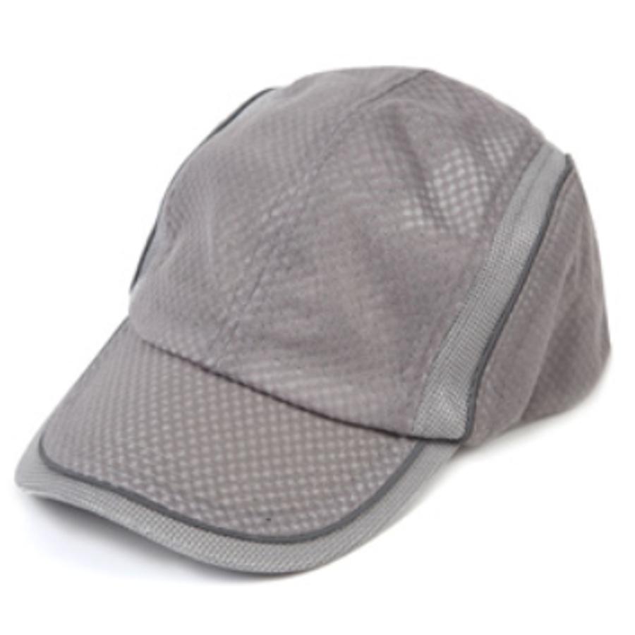 メッシュ スポーツ キャップ 帽子 メンズ ホワイト ブラック グレー ネイビー 23