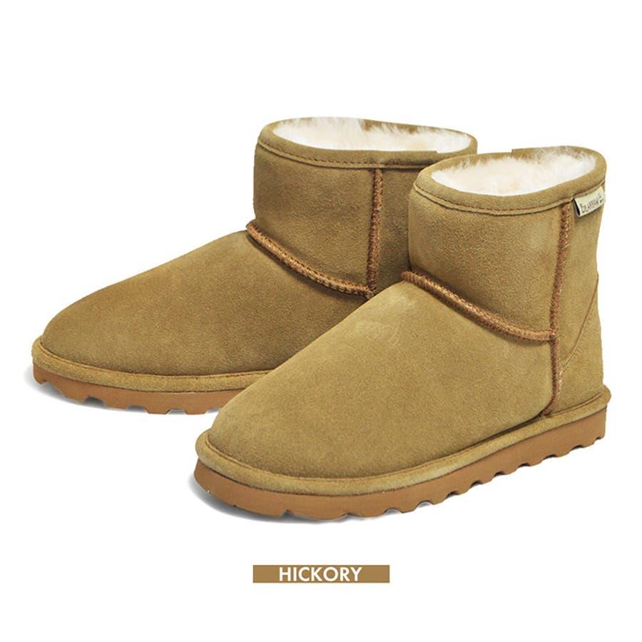 BEARPAW ベアパウ DEMI デミ レディース 女性 婦人 ブーツ 靴 防寒 撥水 ムートンブーツ ファーブーツ 619W 41