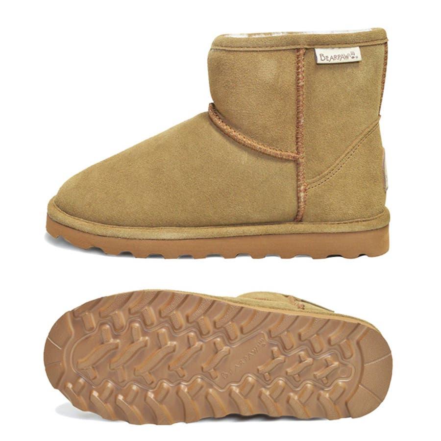 BEARPAW ベアパウ DEMI デミ レディース 女性 婦人 ブーツ 靴 防寒 撥水 ムートンブーツ ファーブーツ 619W 5