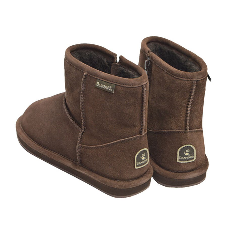 BEARPAW ベアパウ DEMI KIDS デミ キッズ ジュニア 子供 子ども ブーツ 靴 防寒 ムートンブーツ ファーブーツ619K 9