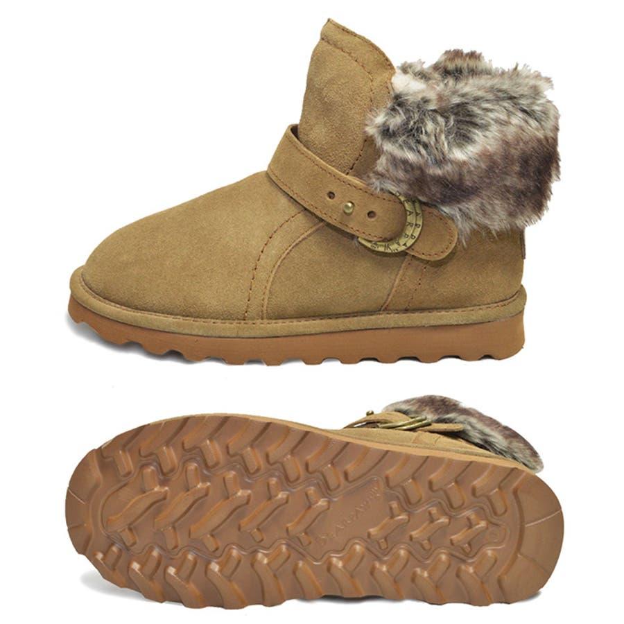 BEARPAW ベアパウ KOKO ココ レディース 女性 婦人 ブーツ 靴 防寒 撥水 ムートンブーツ ファーブーツ 2012W 5