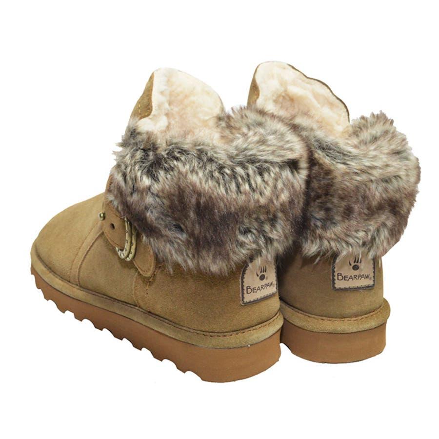 BEARPAW ベアパウ KOKO ココ レディース 女性 婦人 ブーツ 靴 防寒 撥水 ムートンブーツ ファーブーツ 2012W 6