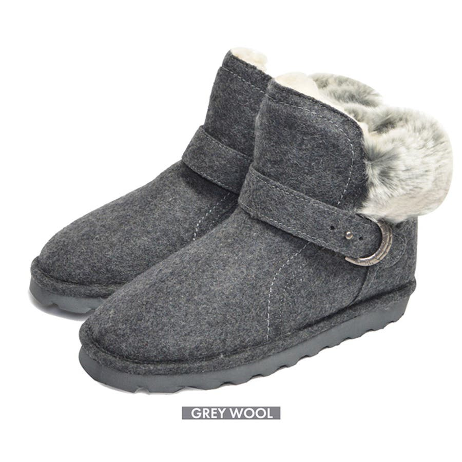 BEARPAW ベアパウ KOKO ココ レディース 女性 婦人 ブーツ 靴 防寒 撥水 ムートンブーツ ファーブーツ 2012W 23