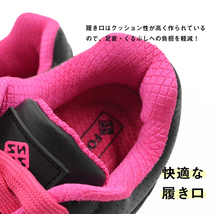 FOURSENSE フォーセンス MIKII2 ミキー レディース スパイクレス シューズ スニーカー FOSN-009L 婦人 女性ゴルフ スポーツ 靴 6