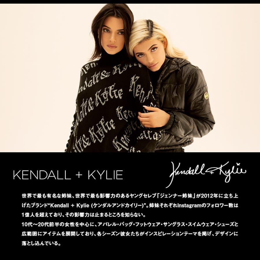 ケンダルアンドカイリー レディース バッグ Kendall+Kylie SKYLAR スカイラー トートバッグ ハンドバッグ クリアシースルー スケルトン 8
