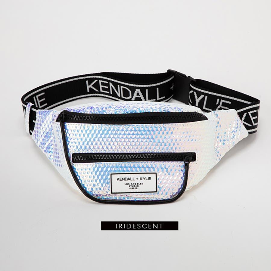 Kendall+Kylie ケンダルアンドカイリー CARINA カリーナ メッセンジャーバッグ サコッシュ ウエストポーチレディース 女性 婦人 104