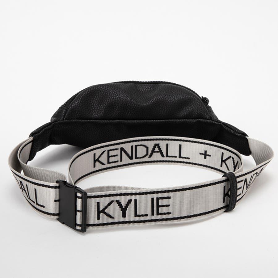 Kendall+Kylie ケンダルアンドカイリー CARINA カリーナ メッセンジャーバッグ サコッシュ ウエストポーチレディース 女性 婦人 8