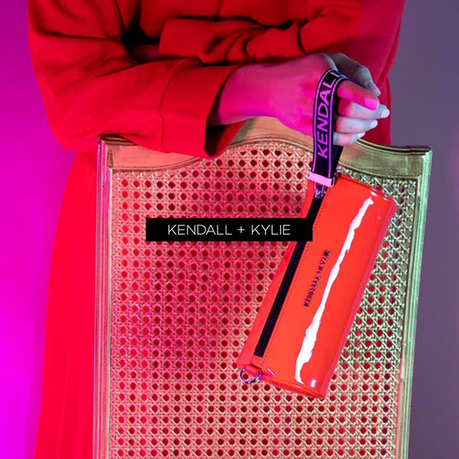 Kendall+Kylie ケンダルアンドカイリー CHER シェル ショルダーバッグ サコッシュ ポーチ レディース 女性 婦人 3