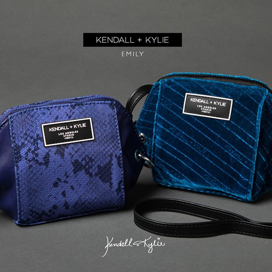 レディース 女性 婦人 Kendall+Kylie EMILY ケンダルアンドカイリー エミリー ショルダーバッグ ポーチ 2