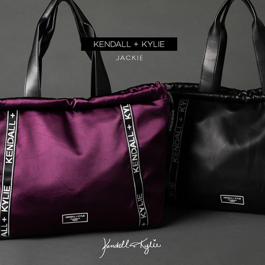 Kendall+Kylie ケンダルアンドカイリー JACKIE ジャッキー レディース 女性 婦人 旅行 トートバッグ ハンドバッグ 2