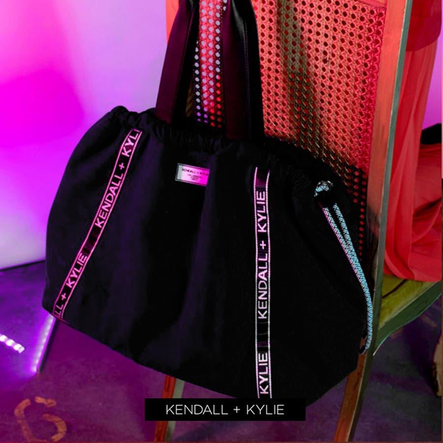 Kendall+Kylie ケンダルアンドカイリー JACKIE ジャッキー レディース 女性 婦人 旅行 トートバッグ ハンドバッグ 3