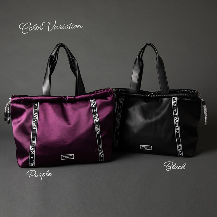 Kendall+Kylie ケンダルアンドカイリー JACKIE ジャッキー レディース 女性 婦人 旅行 トートバッグ ハンドバッグ 4