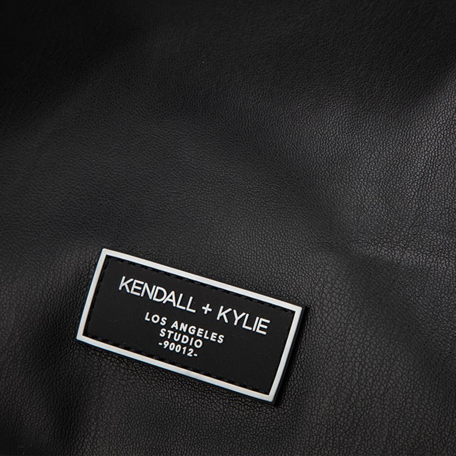 Kendall+Kylie ケンダルアンドカイリー JACKIE ジャッキー レディース 女性 婦人 旅行 トートバッグ ハンドバッグ 9