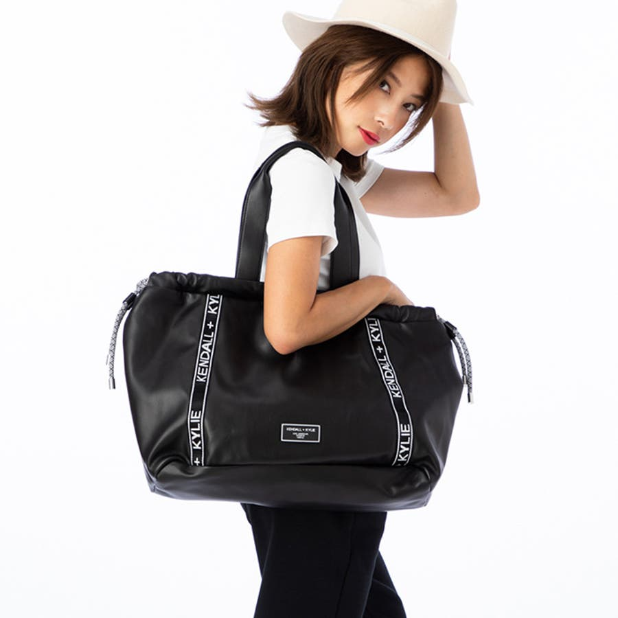 Kendall+Kylie ケンダルアンドカイリー JACKIE ジャッキー レディース 女性 婦人 旅行 トートバッグ ハンドバッグ 1