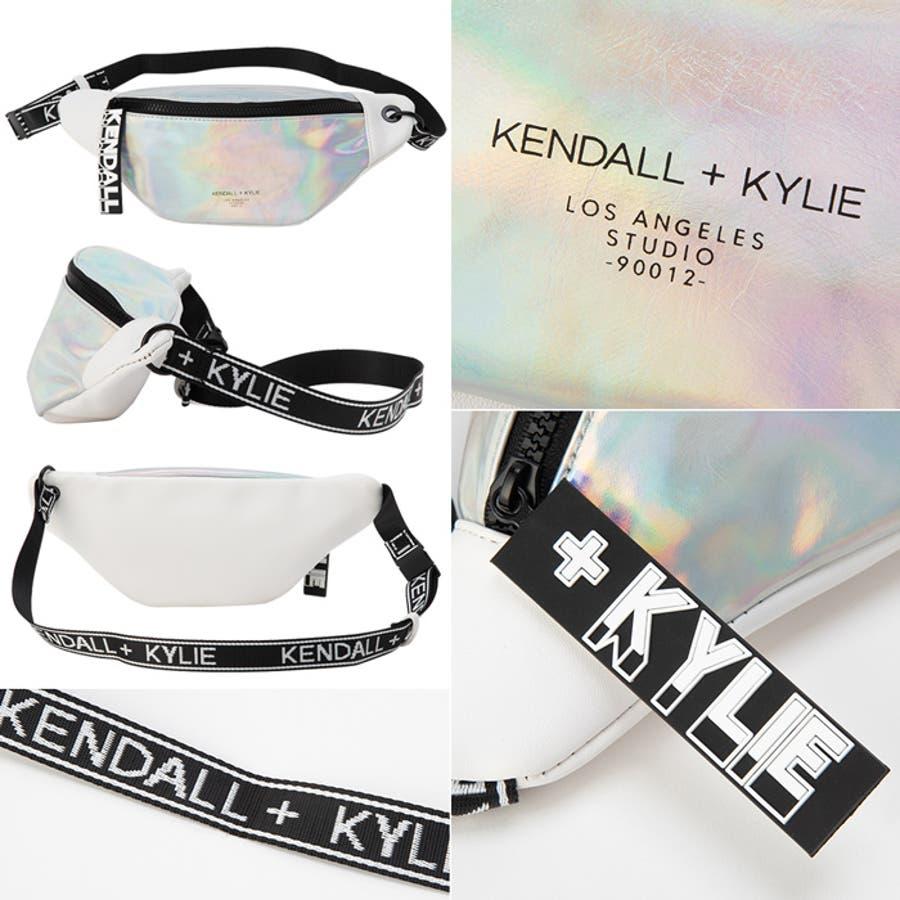 ケンダルアンドカイリー バッグ レディース Kendall+Kylie SADIE サディー メッセンジャーバッグ サコッシュウエストポーチ ウェストバッグ 6