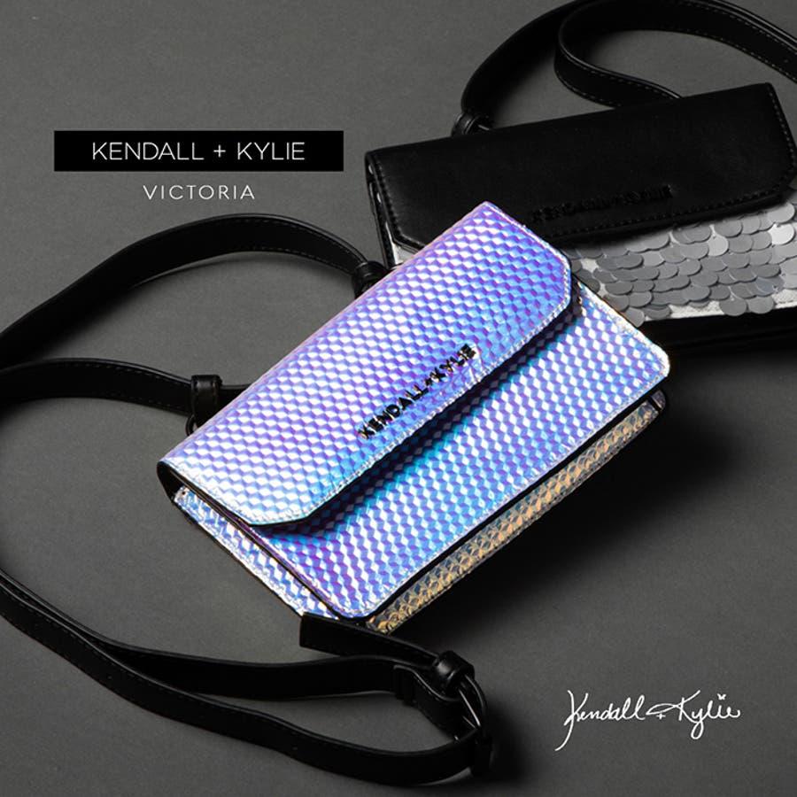 Kendall+Kylie ケンダルアンドカイリー VICTORIA ヴィクトリア ポーチ レディース 女性 婦人 ウエストバッグボディバッグ 2