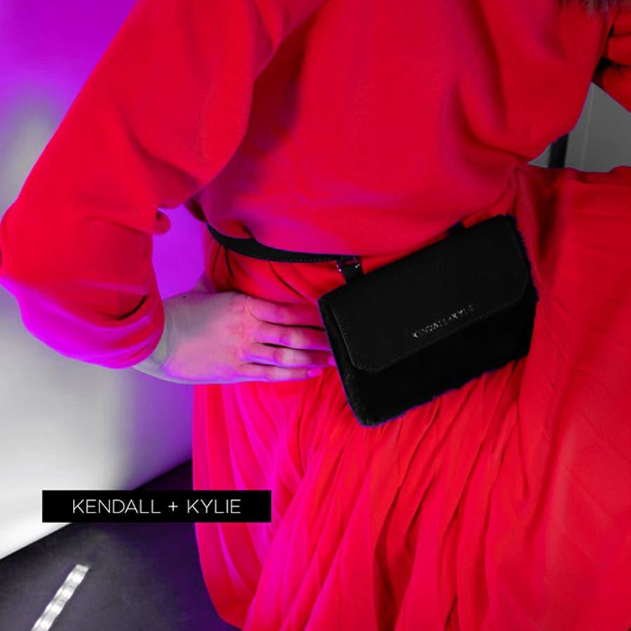 Kendall+Kylie ケンダルアンドカイリー VICTORIA ヴィクトリア ポーチ レディース 女性 婦人 ウエストバッグボディバッグ 3