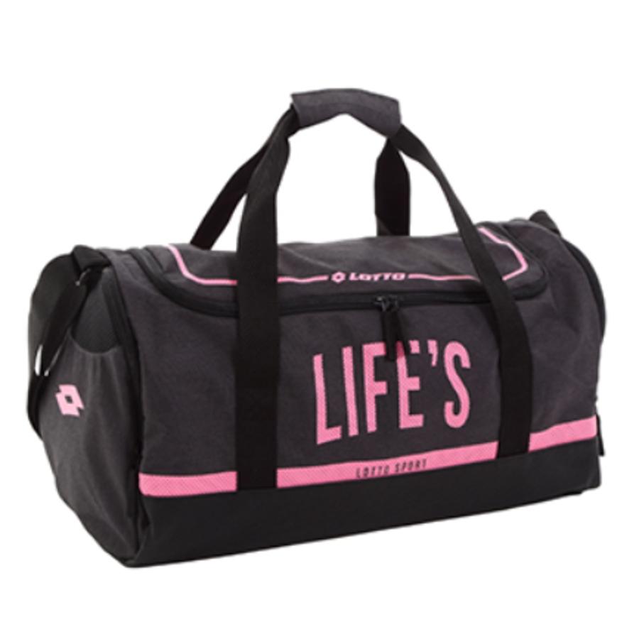 ロット ロト レディース LOTTO LIFE'S BAG TRAINING W 211079 婦人 女性 ボストンバッグ ショルダーバッグ スポーツ フィットネス 21